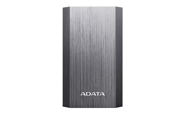 ADATA PowerBank A10050 - externí baterie pro mobil/tablet 10050mAh, 3,1A, titanová