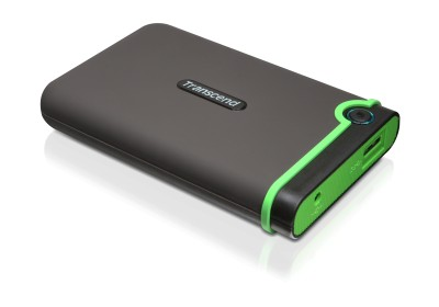 Transcend StoreJet 25M3 1TB ext. HDD 2.5'' USB 3.0, SW Elite, anti-shock, černý