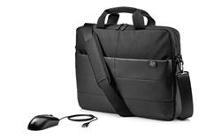 HP 15.6 Classic Briefcase & Mouse