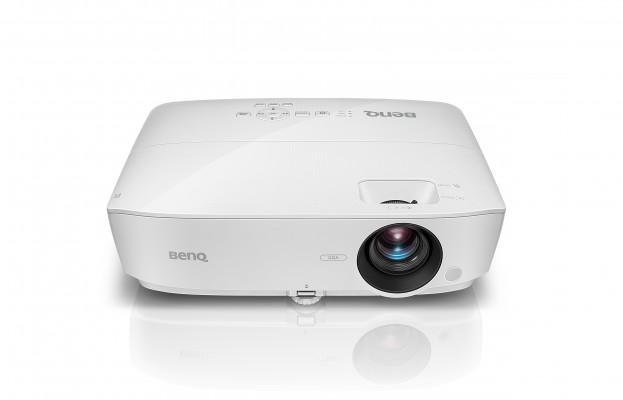BenQ DLP Projektor MS531/3D/800x600 SVGA/3300ANSI/15000:1/2xHDMI/1x2W repro