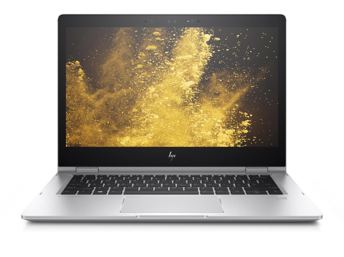 HP EliteBook x360 i7-7600U / 8GB / 256GB PCIe SSD / Intel HD / 13,3'' FHD / backlit kbd, Vpro / Win 10 Pro
