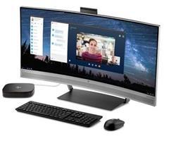 HP EliteDisplay S340c, 34, 3440x1440 QHD, 3000:1, 6ms, 300cd, HDMI/DP, 3y