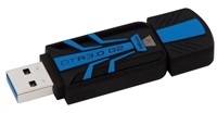Kingston 16GB DataTraveler R30 G2, USB 3.0, 120MB/s read, 25MB/s write - outdoor