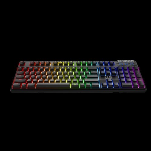 ASUS keyboard Cerberus Mech RGB RED (CZ layout)