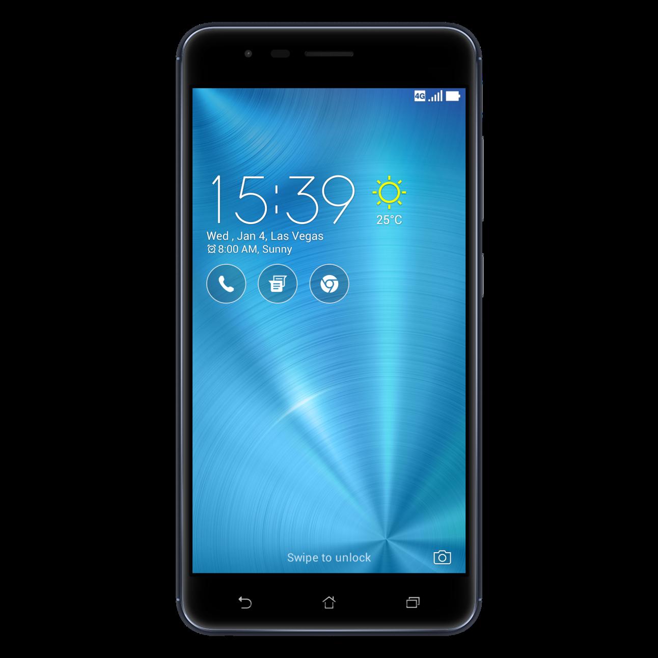 ASUS Zenfone 3 ZOOM ZE553KL MSM8953/64G/4G/A6.0 černý