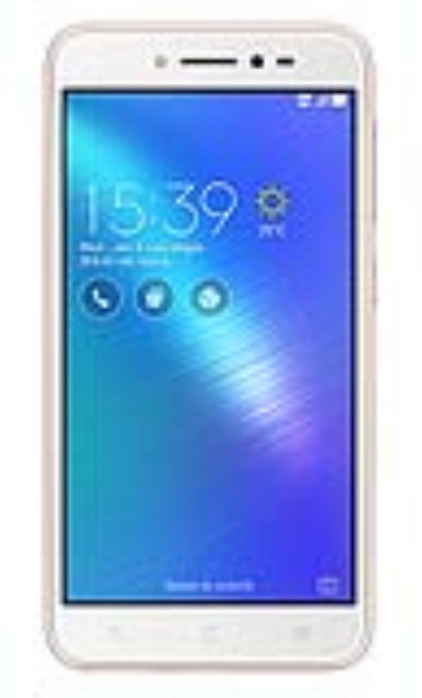 ASUS Zenfone LIVE ZB501KL MSM8928/16G/2G/A6.0 zlatý