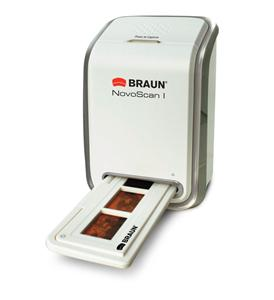 BRAUN foto skener NovoScan I (5Mpx / 1800dpi)