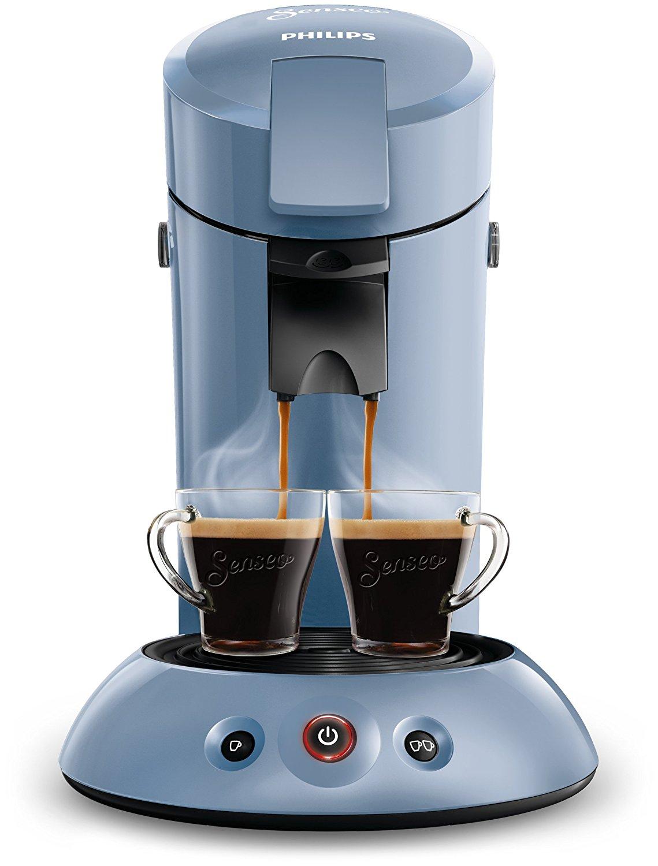 Kávovar Philips HD7817/70 Senseo světle modrá
