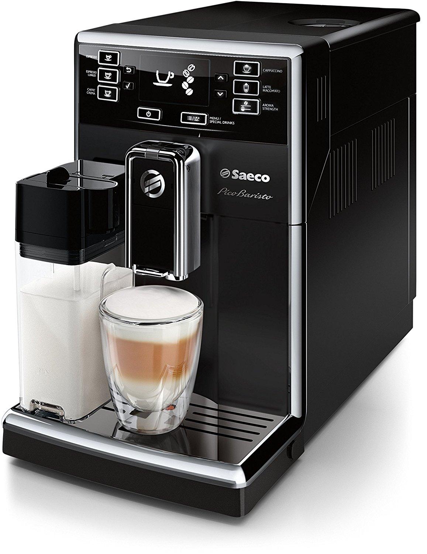 Kávovar Philips Saeco HD 8925/01 PicoBaristo černá