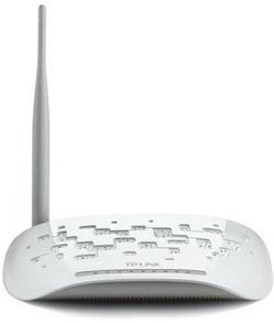 TP-Link TD-W8951NB Wireless ADSL 150Mbps Router, ADSL2+, 4xLAN, 1xWiFi