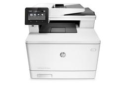 HP Color LaserJet Pro MFP M477fdw (A4, 27/27ppm, USB 2.0, Ethernet, Wi-Fi Print/Scan/Copy/Fax, Duplex)