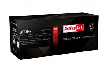 Toner ActiveJet AT-53N | černý | 3500 str. | HP Q7553A