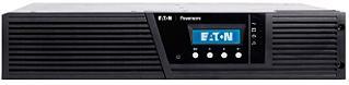 Eaton UPS 9130 RM 1500VA, 9130i1500R-XL2U, LCD