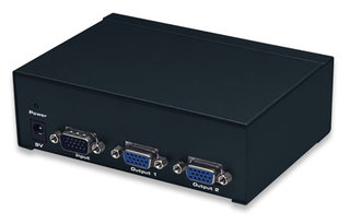 Manhattan video splitter VGA 1/2 350 MHz Pro
