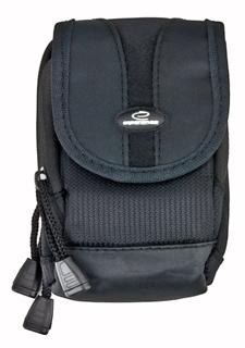 Esperanza ET154 Pouzdro pro kompaktní fotoaparát, černé