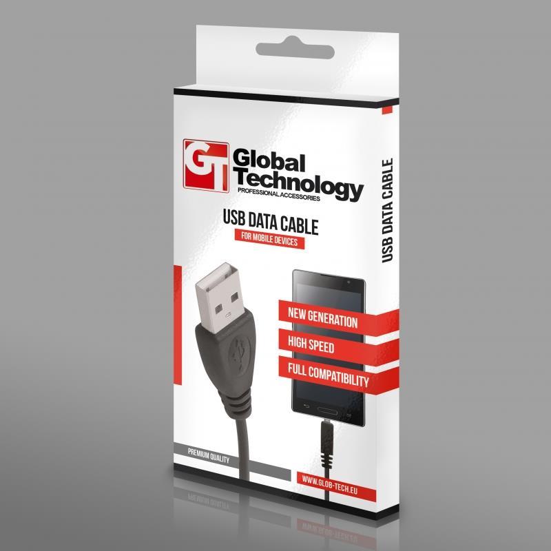 GT kabel USB pro iPhone 3G/3Gs/4/4s bílý
