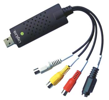 LOGILINK - Grabber Audio/Video USB2.0, WINDOWS 8