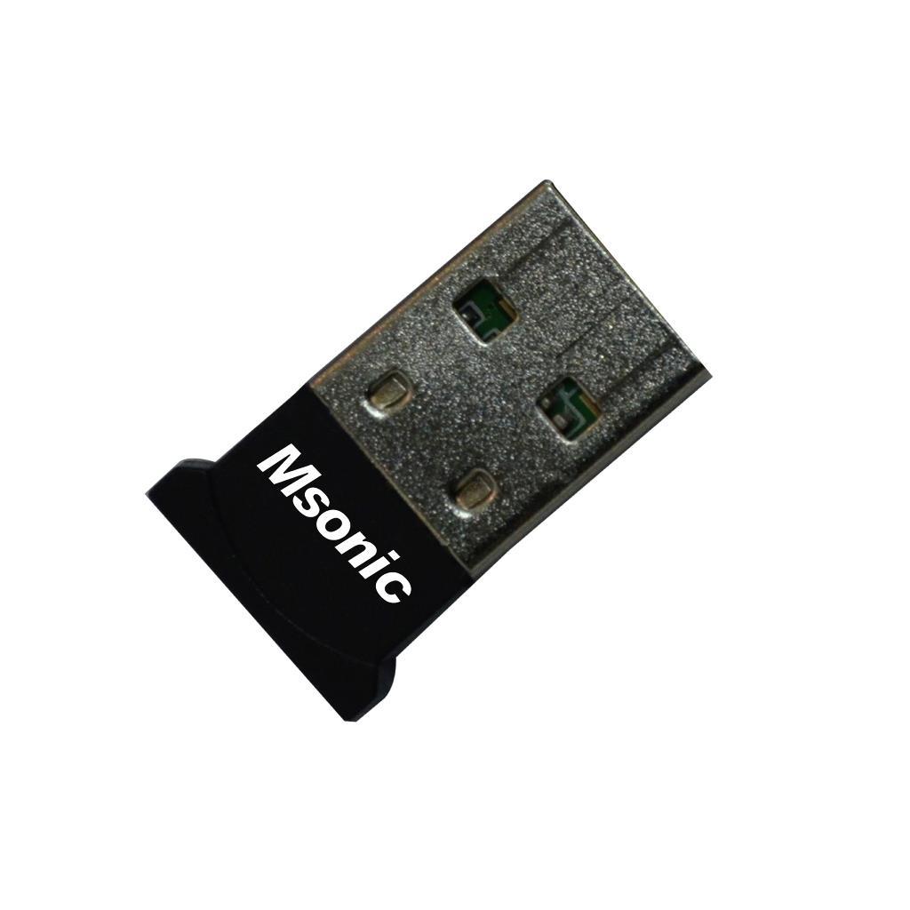 MSONIC Bluetooth Adapter v2.0 + EDR USB MC7468NK