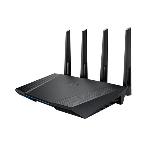 Asus RT-AC87U Wireless AC2400 Dual-band Gigabit Router BLACK