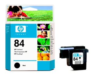 HP C5019A No. 84 Black Printhead pro DSJ x0ps