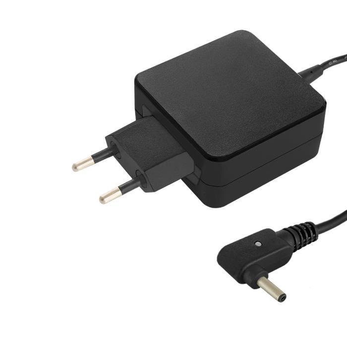Qoltec Adaptér pro ultrabooky Samsung 40W | 19V | 2.1A | 3.0*1.0