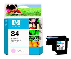 HP 84 Light Magenta Printhead, C5021A