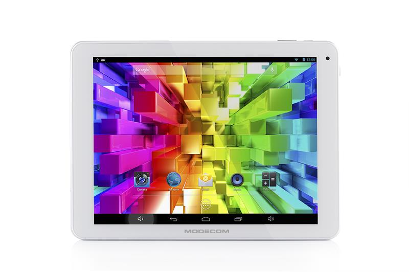 Modecom FreeTAB 9707 IPS2 X4+, 9.7'', 1.6GHz, 16GB, 2GB RAM, Android 4.2