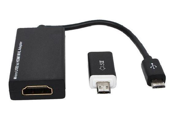 Sandberg konvertor MHL > HDMI