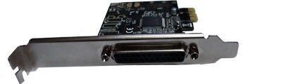Unitek Y-7507A řadič PCI-E, 1x Parallel