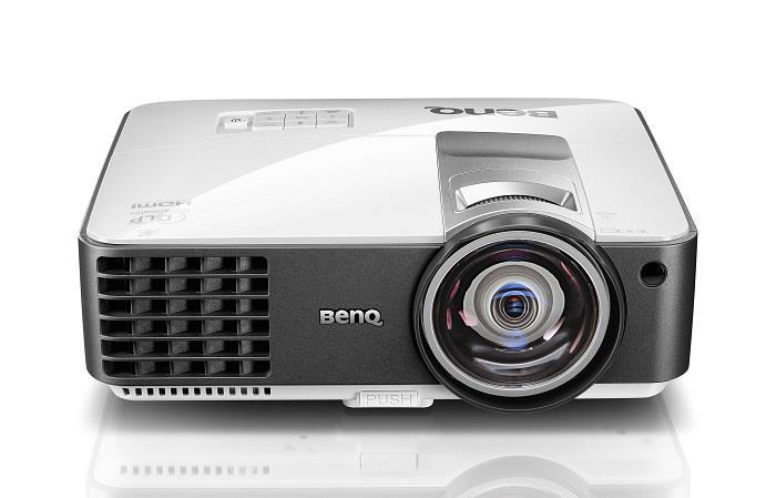 Projektor BenQ MX806ST DLP,XGA, Short-throw, 3000 ANSI)