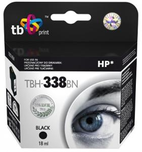 Ink. kazeta TB kompat. s HP C8765 (No.338) Black