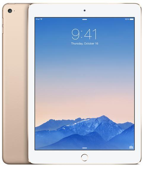 Apple iPad Air 2 Wifi Cell 128GB Gold