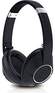 Genius HS-930BT sluchátka s vestavěným mikrofonem, černá