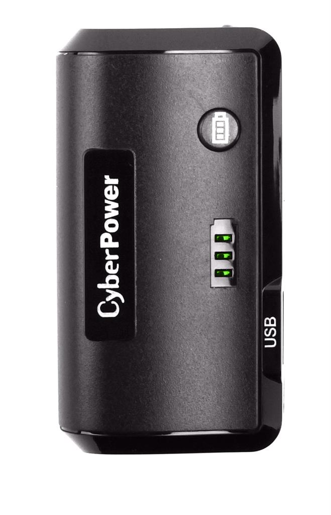 CyberPower PowerBank CPBC2200BC ; 2200mA; 1A