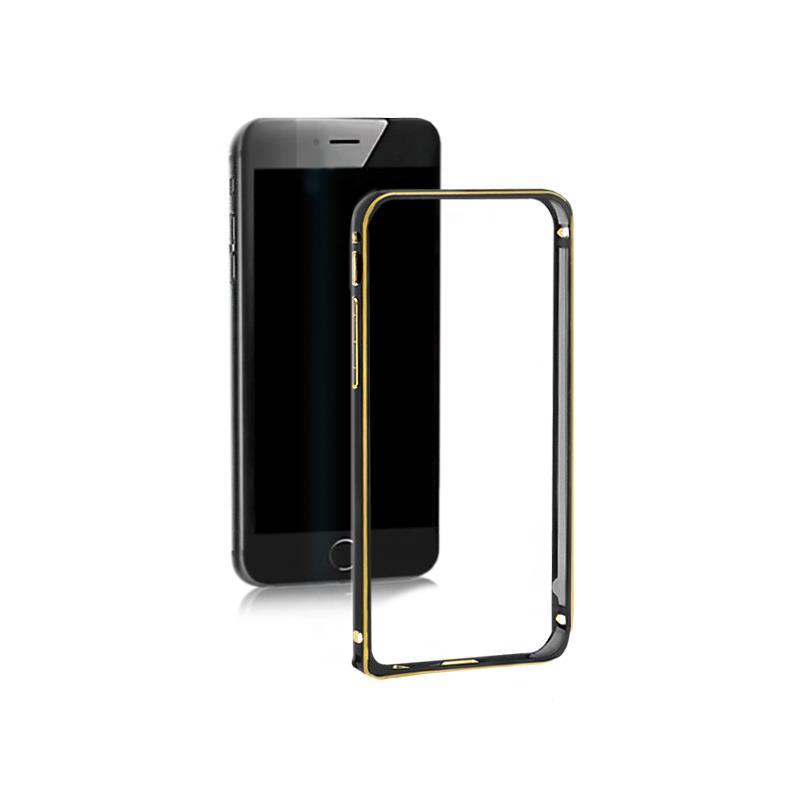 Qoltec Hliníkové Pouzdro Pro iPhone 6   černá