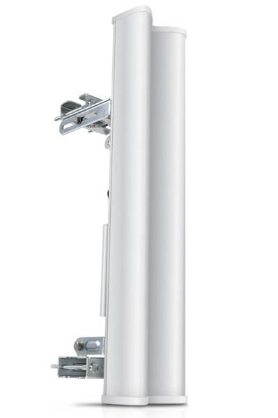 Ubiquiti AM-2G15 2.4GHz AirMax 2x2 MIMO Basestation Sector Antenna 15 dBi,120deg