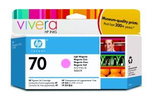 Inkoust HP 70 light magenta | 130ml | designjetZ2100/Z3100