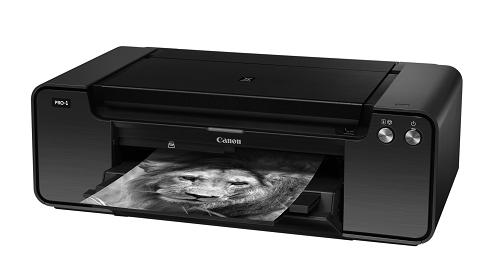 Canon PIXMA PRO-1 - A3+/12barev/LAN/4800x2400/PictBr/DVD/USB
