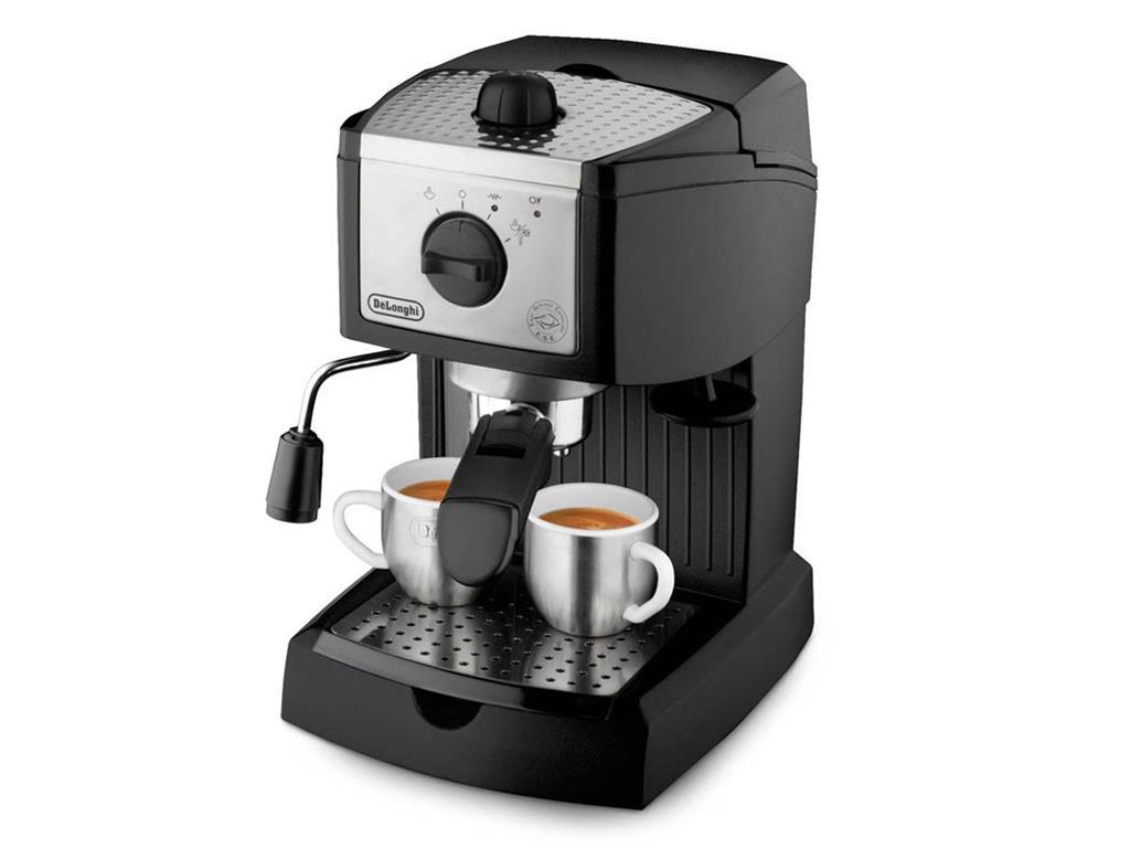 Kávovar Delonghi EC156.B   černý
