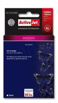 Ink ActiveJet AH-364MCX | Magenta | 12 ml | HP HP 364XL CB324EE
