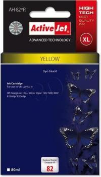 Kazeta ActiveJet AH-913 yellow | HP C4913A
