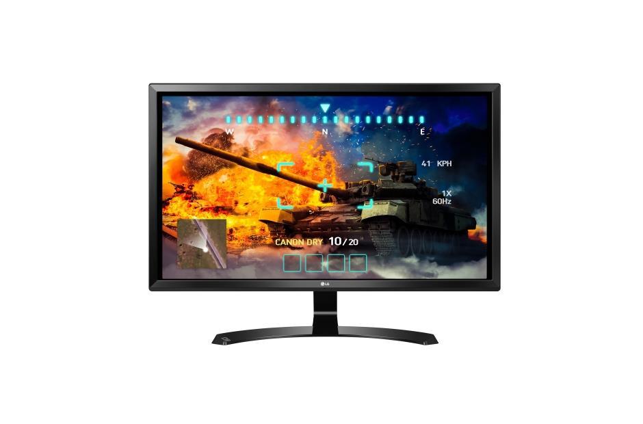 Monitor LG 27UD58-B Ultra HD 4K Display, IPS, FreeSync, HDMI,