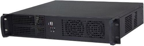 Netrack server case mini-ITX/microATX, 482*88,8*390mm, 2U, rack 19''