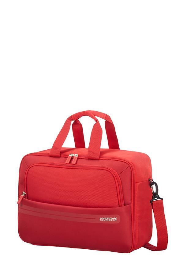 Board bag OK4WIZZ AT SAMSONITE 29G00007 SV 3-way bag, just luggage, ribb. red