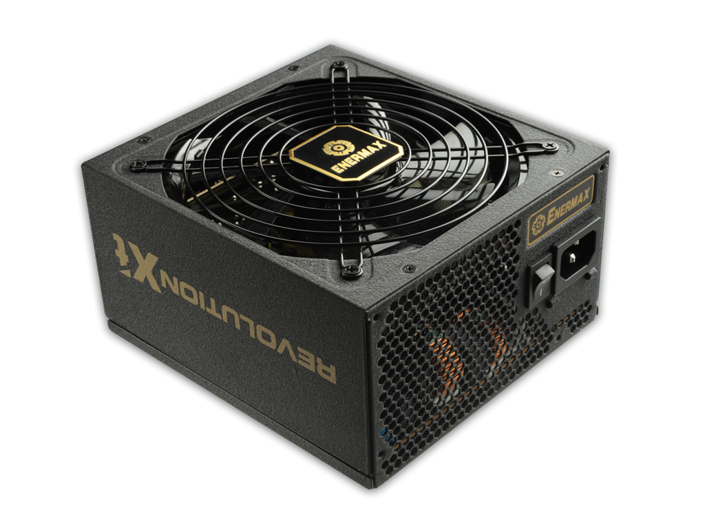 PSU Enermax Revolution XT II ERX750AWT 750W, 80 PLUS Gold, 139mm fan