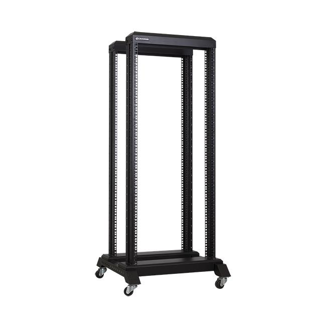 Linkbasic open rack stand 19'' 22U