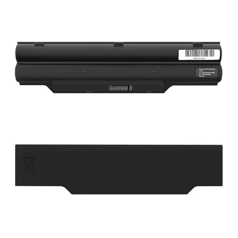 Qoltec Long Life baterie pro notebooky Fujitsu A530 AH531 | 4400mAh | 11.1V