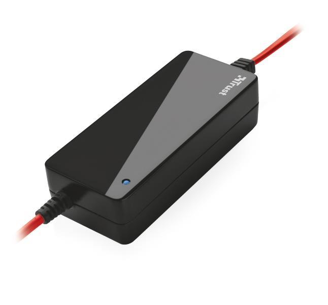 Trust LTC-665 65W nabíječka pro notebook, černá