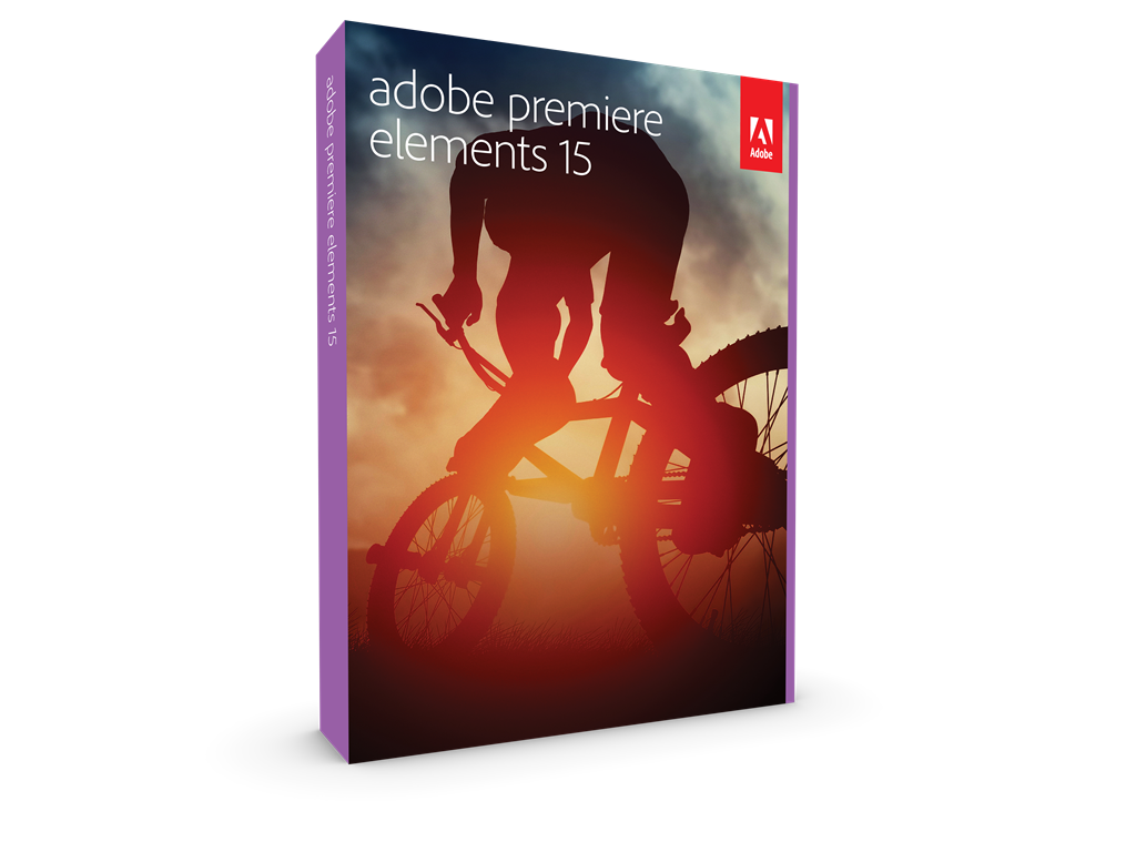 Adobe Premiere Elements v15, MLP, English, Retail, 1 User