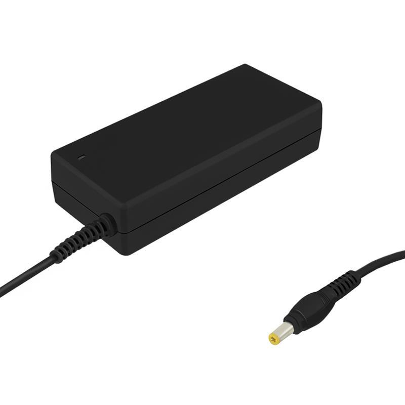 Qoltec Adaptér pro notebooky HP Compaq 90W   19V   4.74A   (4.2+4.8)*1.7